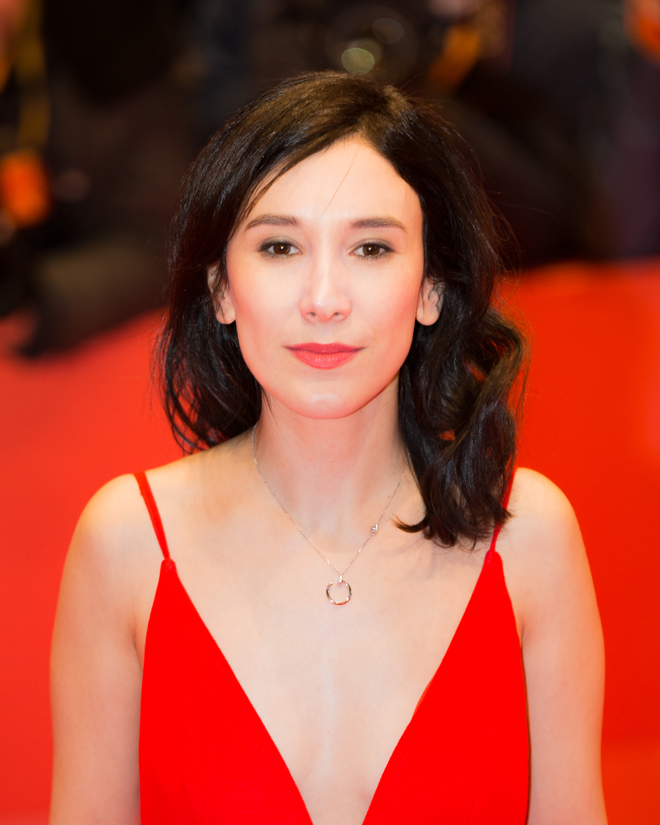 Kekilli at the [[67th Berlin International Film Festival|2017 Berlin International Film Festival]]