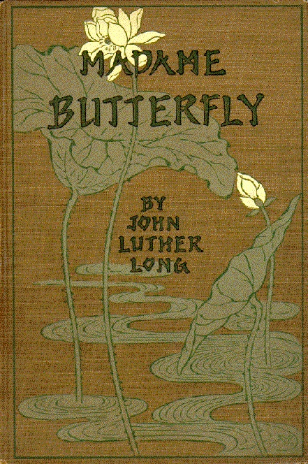 Madame Butterfly (short story) - Wikipedia