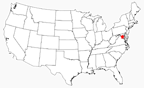 FileMap Of Usa Highlighting Dcpng Wikimedia Commons - Washington dc usa map