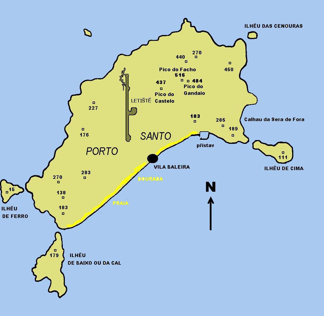 wo liegt porto