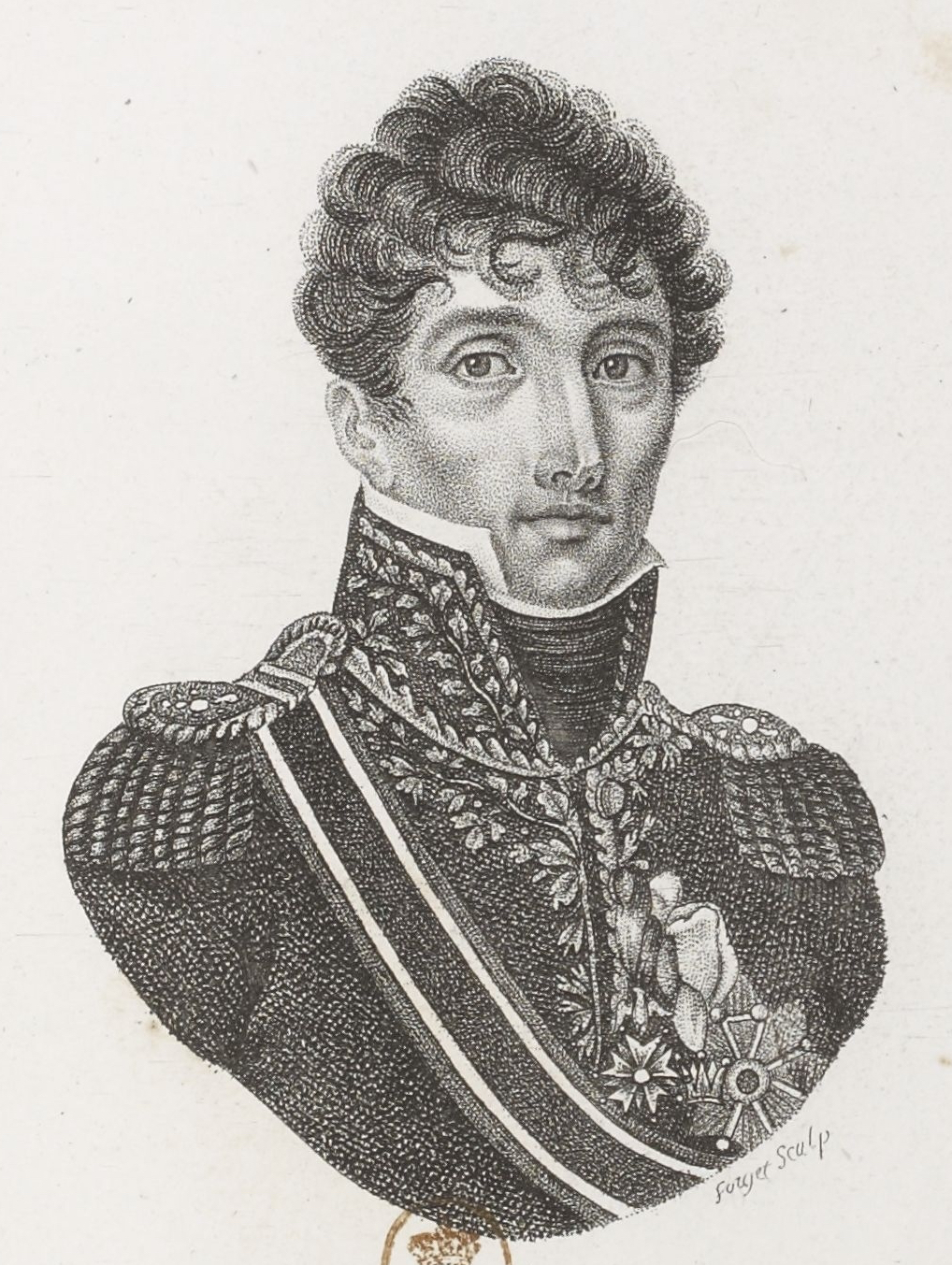 Marc Antoine de Beaumont French general