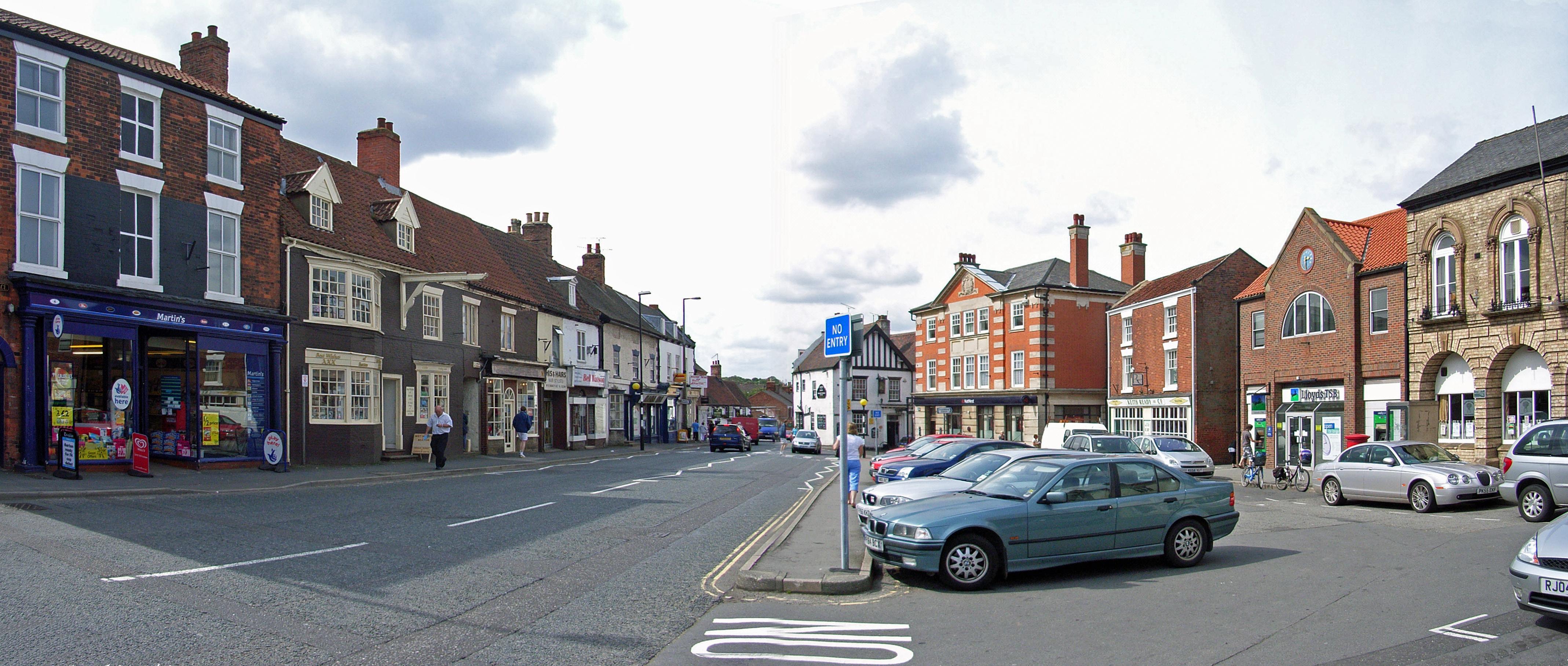 Market Place Car Park Bolton