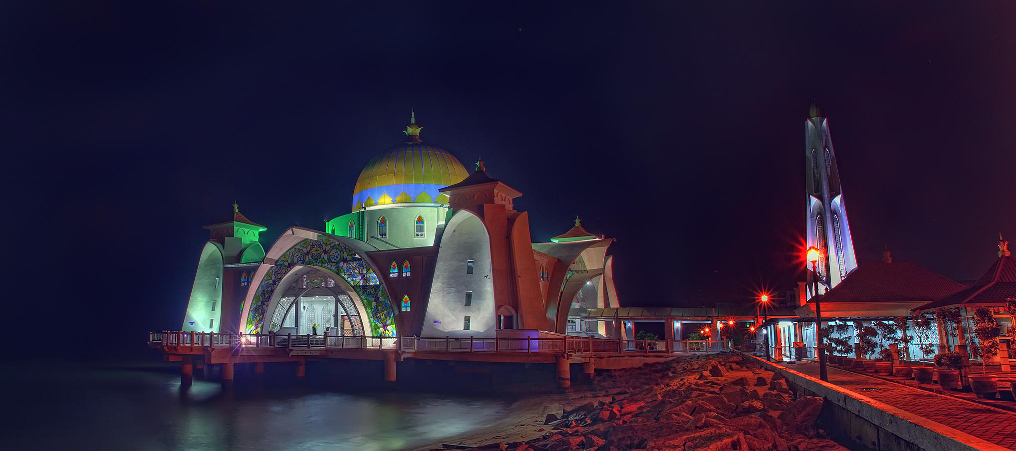 Homestay Masjid Selat Melaka File:masjid Selat Melaka Side