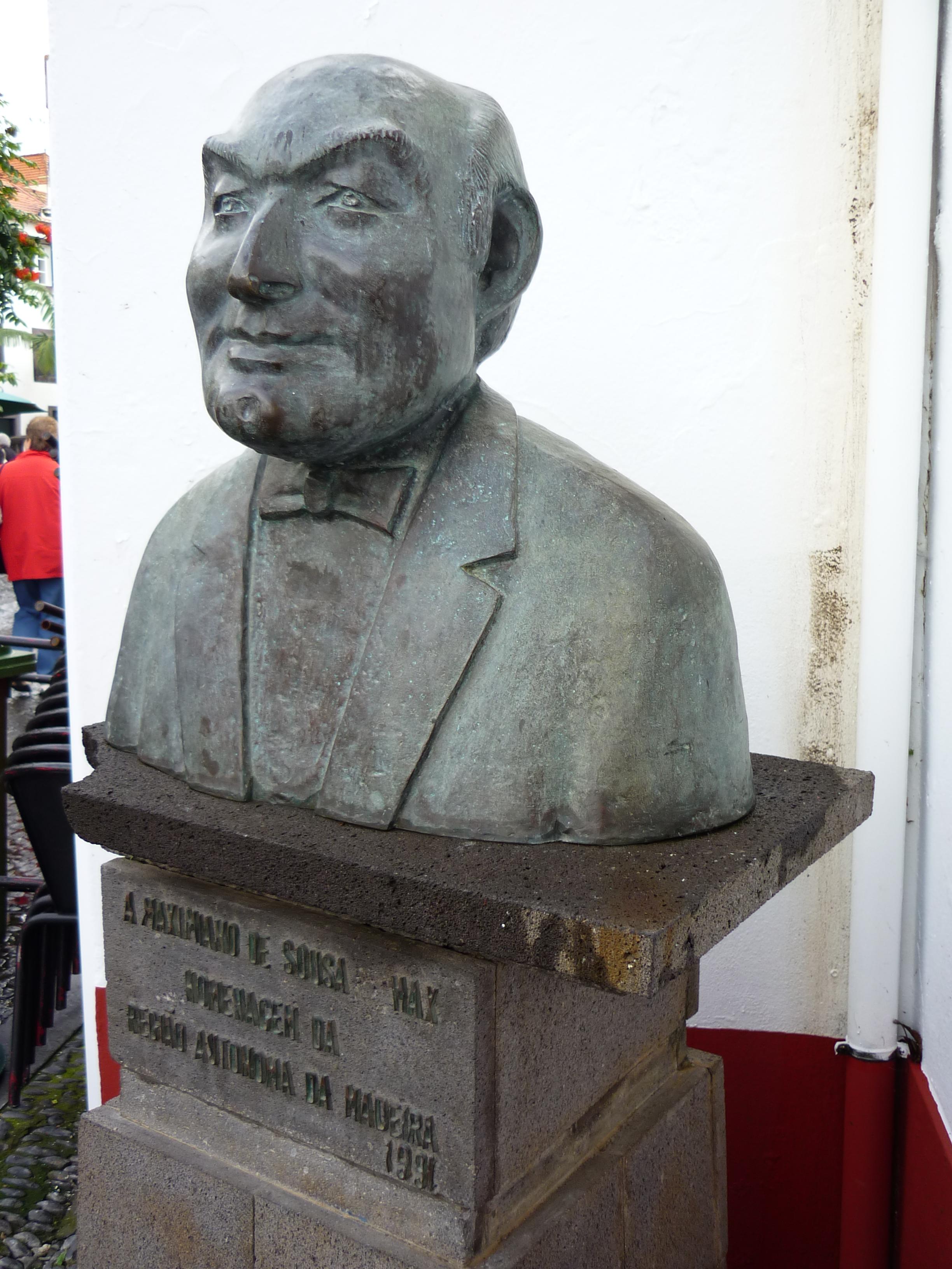 Maximiano de Sousa - Wikipedia