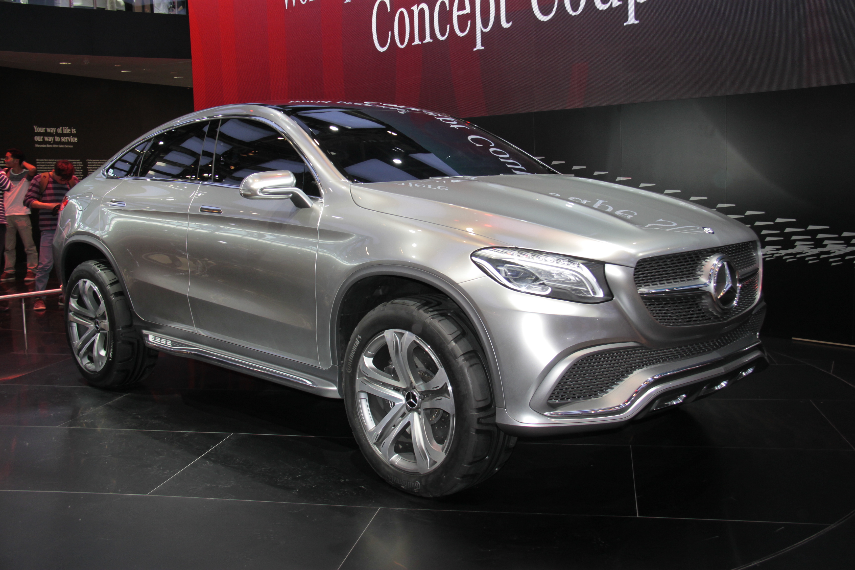 Mercedes benz gle coupe c292 gle 400 333 hp 4matic for Benz mercedes suv