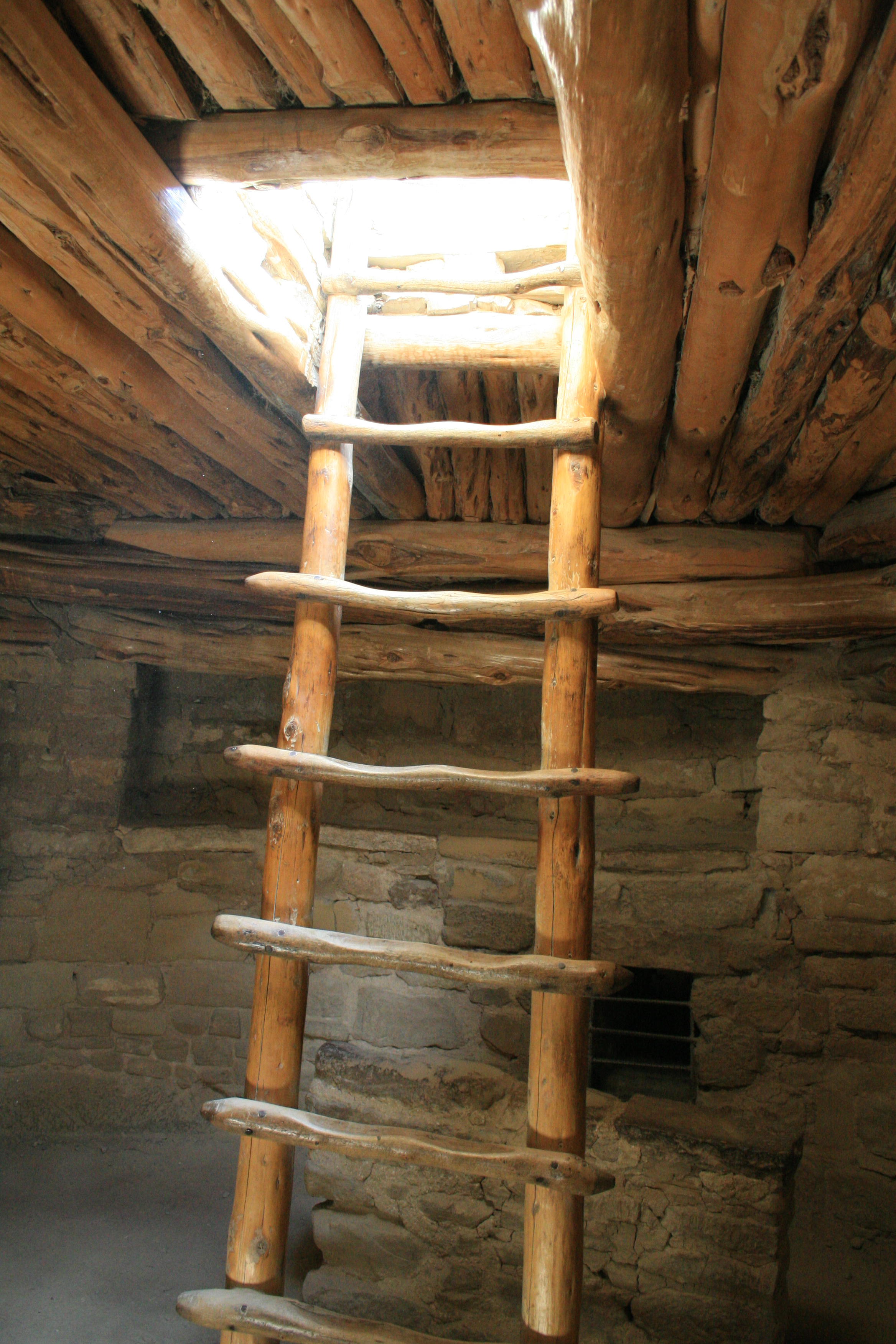 File Mesa Verde National Park Spruce Tree House Kiva