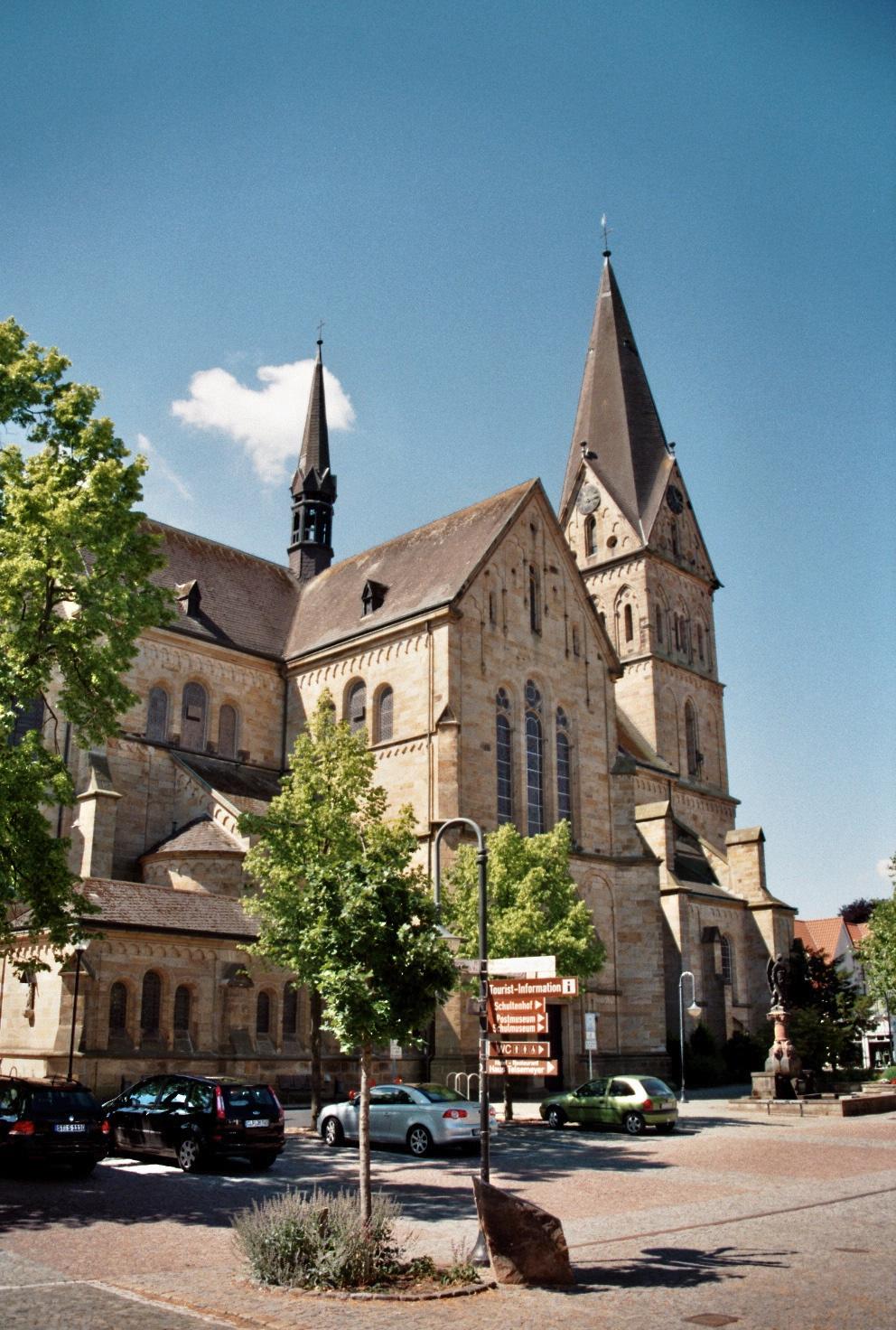 File:Mettingen Marktplatz.jpg - Wikimedia Commons
