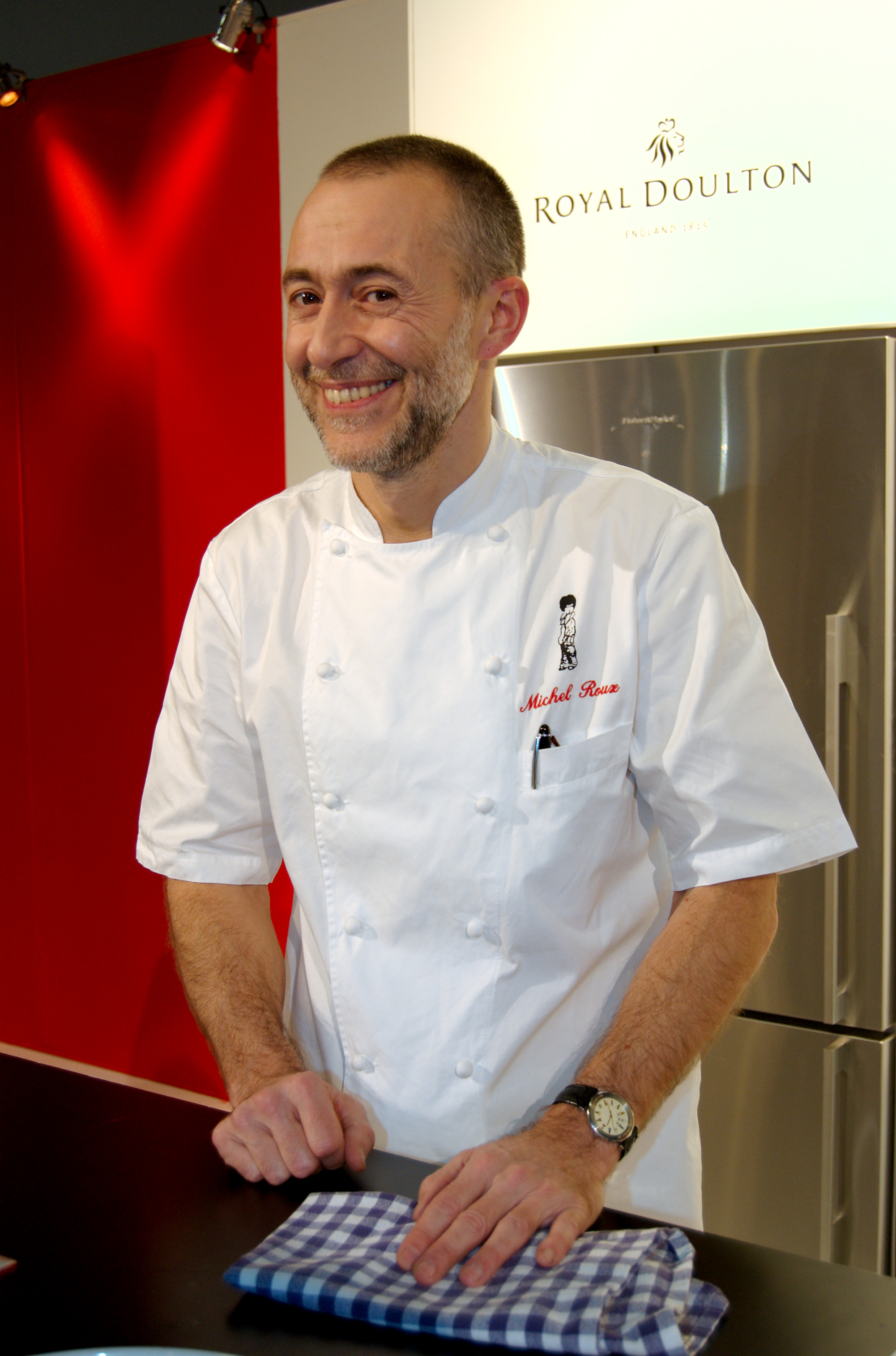 Michel Roux Jr Hidden Kitchens Recipes
