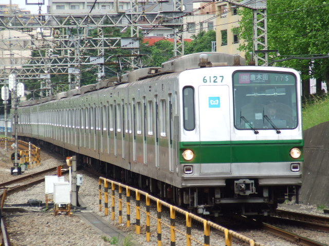 File:Model 6000-27 of Teito Rapid Transit Authority.JPG
