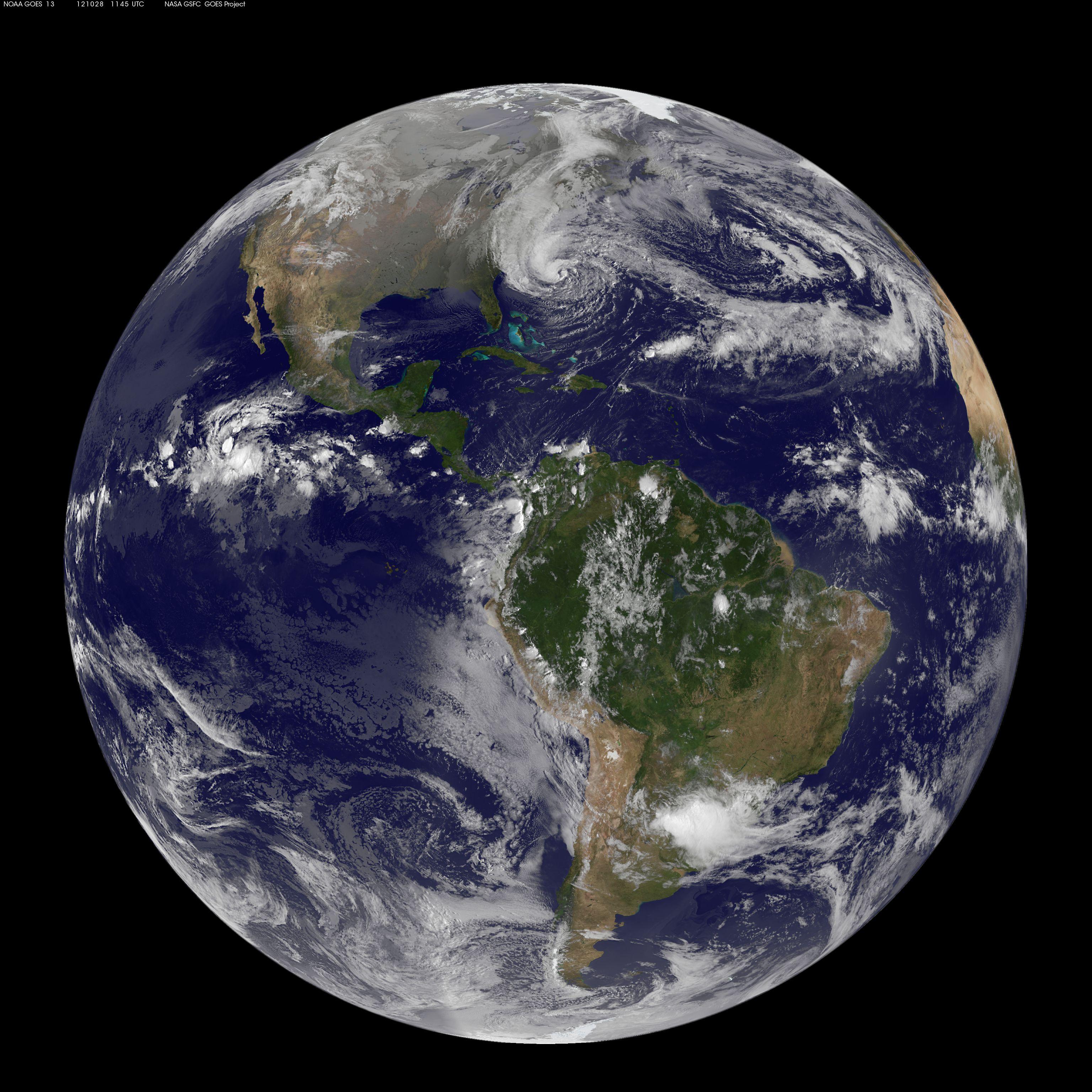 File:NASA Satellites See Sandy Expand as Storm Intensifies