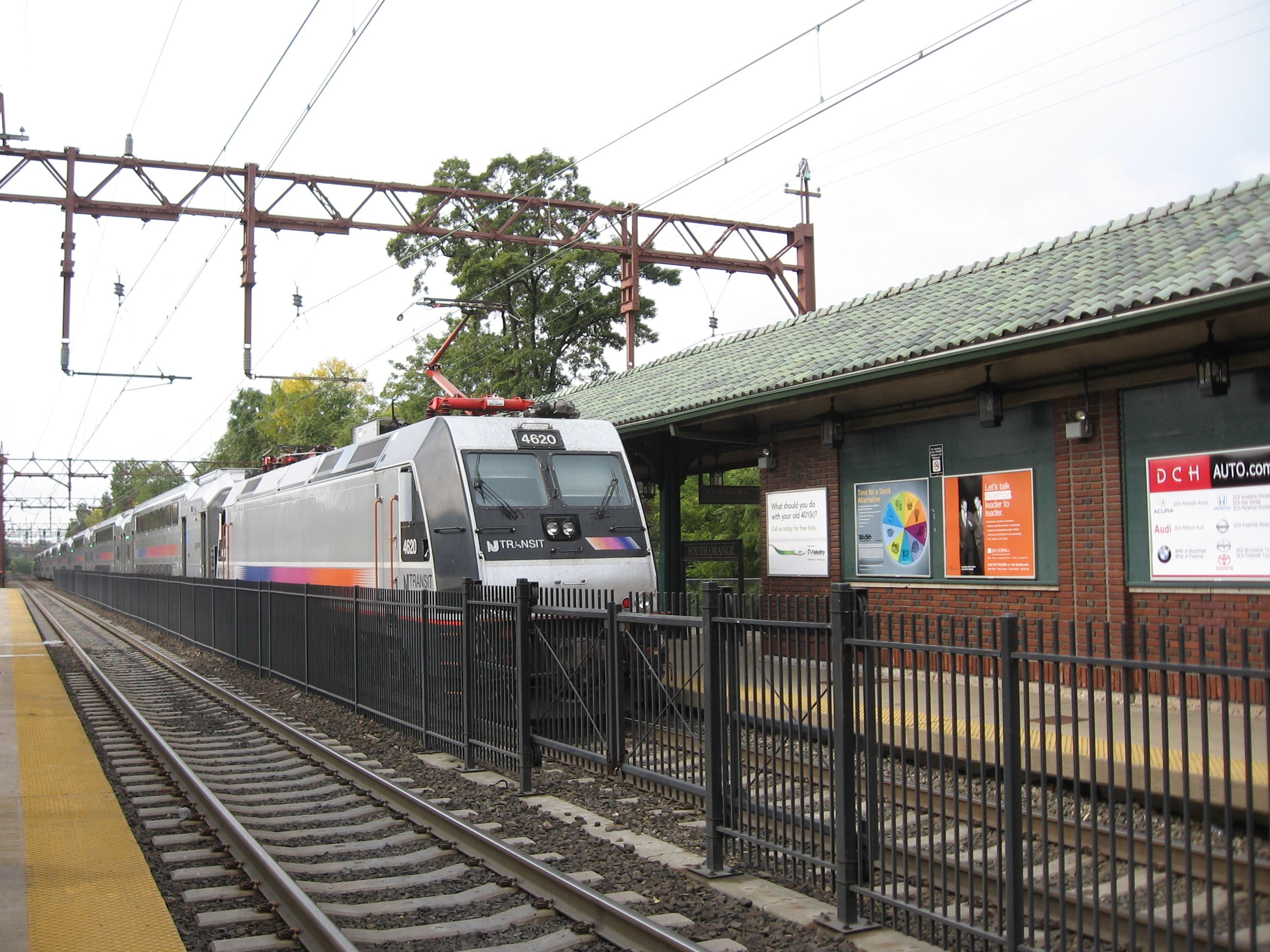 NJ Transit striking up concerns on campus