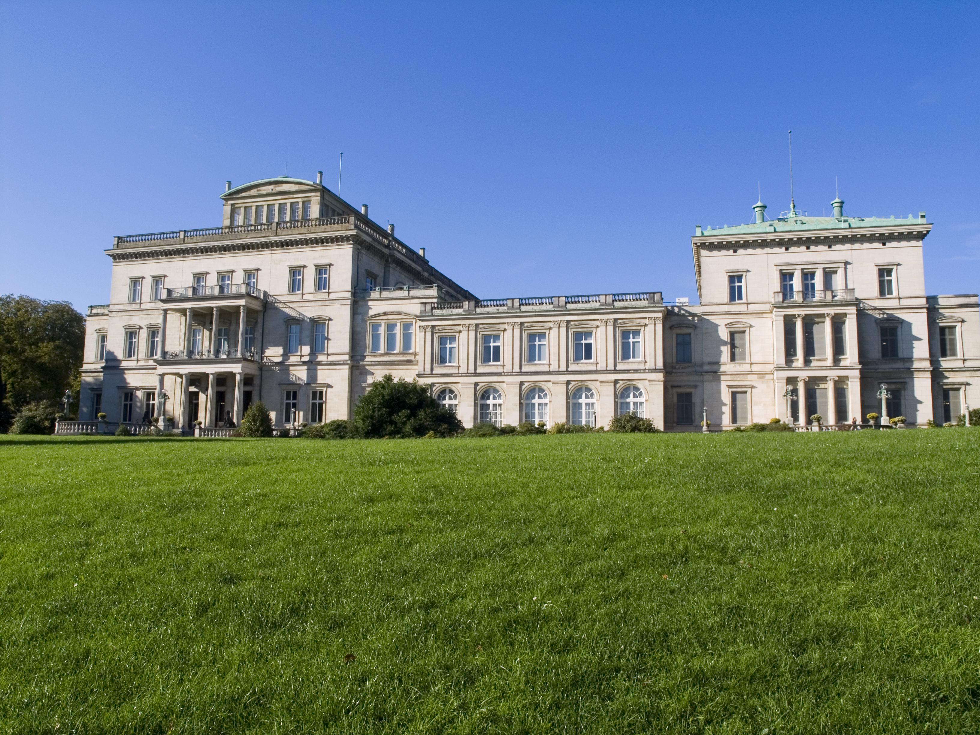 Villa Hugel Essen Germany Foto Bugil Bokep 2017