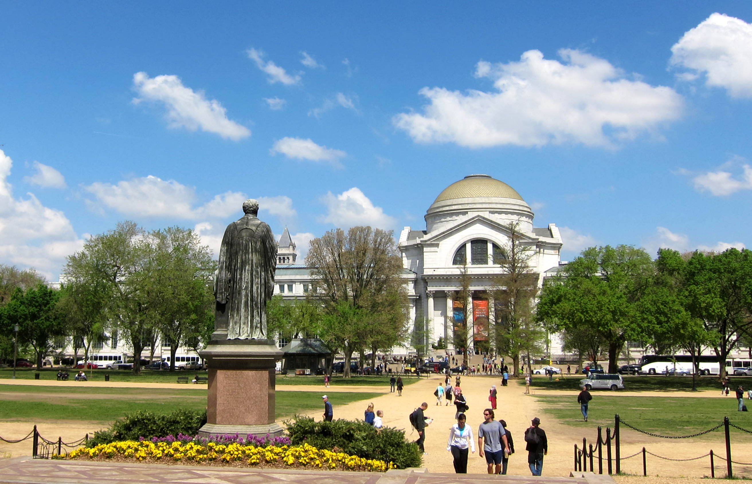 Where To Park For Smithsonian Museum Of Natural History
