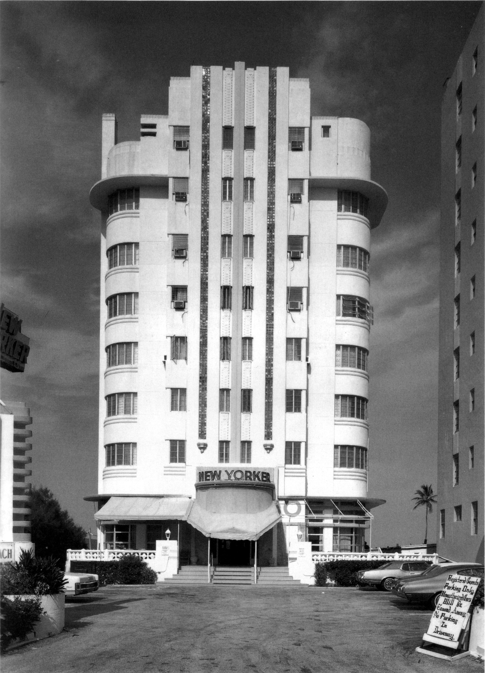 art deco hotel new yorker miami beach 1939 1981 lost architecture