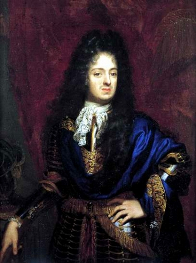Niccolò Cassani, Gran Principe Ferdinando (1687, vasari corridor Uffizi).jpg