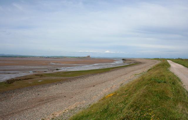 North shore of Walney Island - geograph.org.uk - 839330