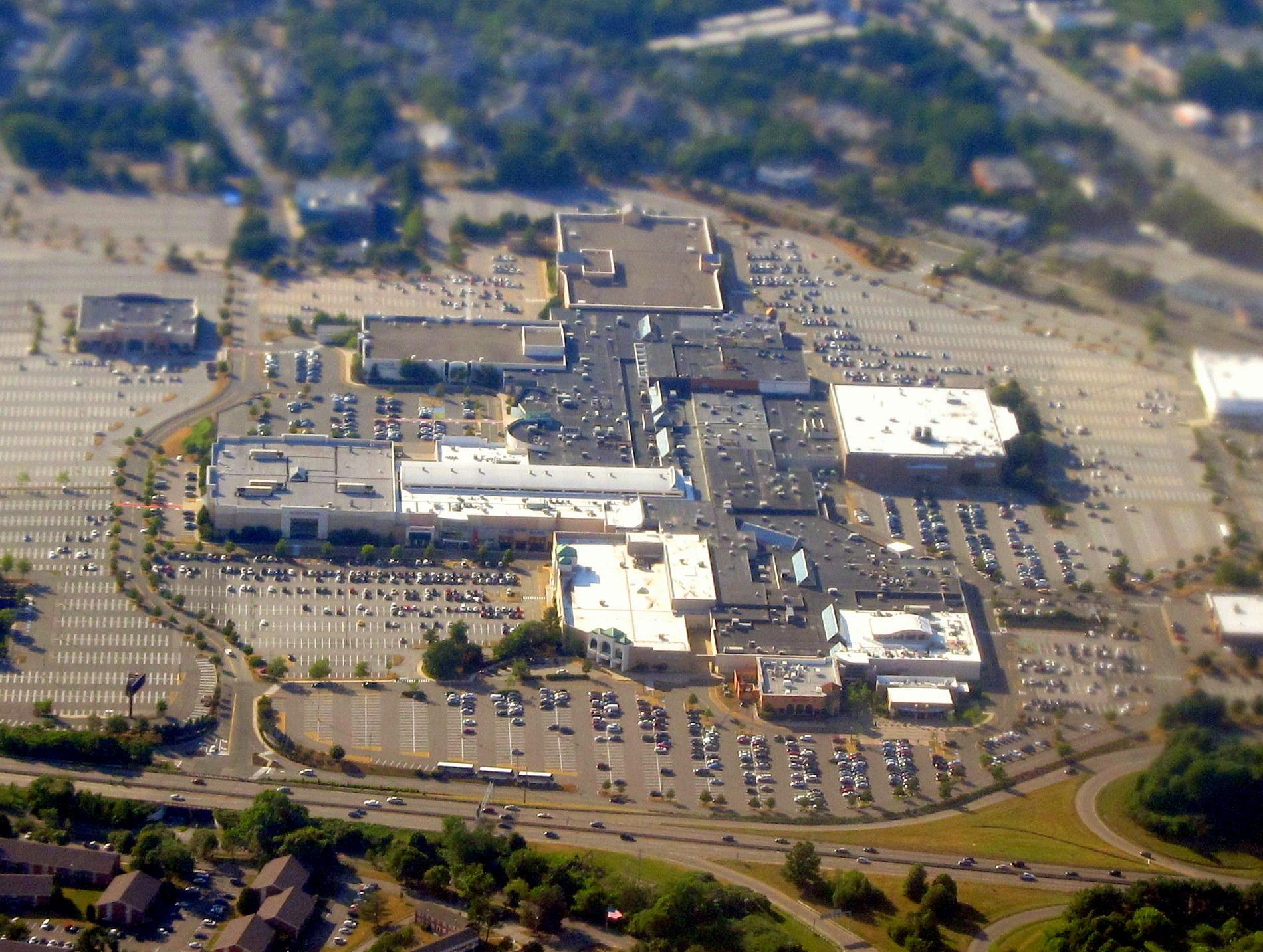 File Northshore Mall Aerial Photo July 2016 Jpg