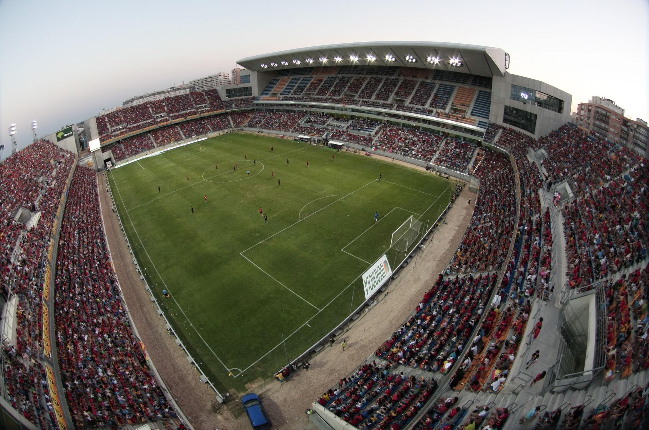 Estadio Ramón de Carranza - Wikipedia