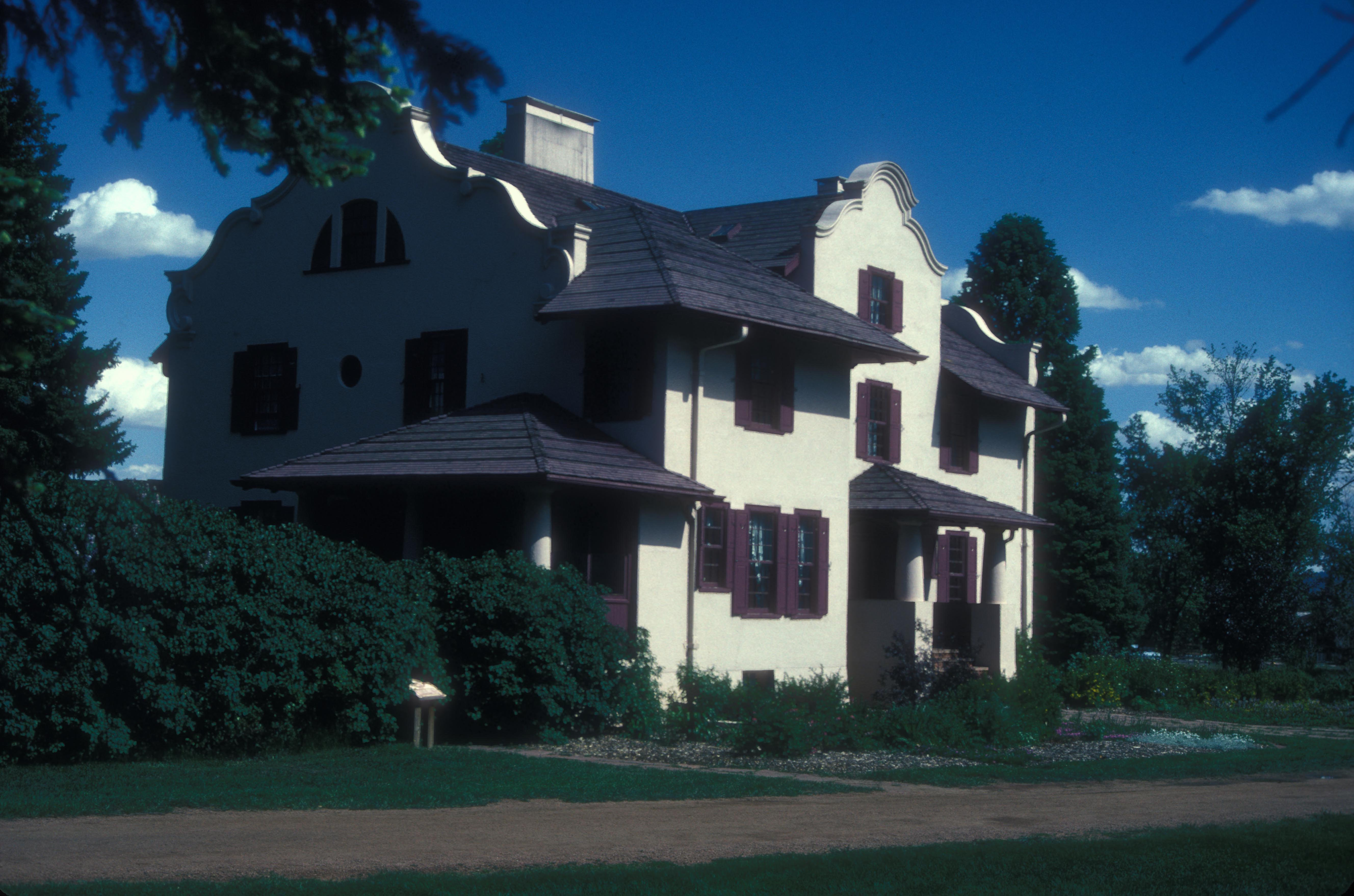 Rock Ledge Ranch Historic Site File:ORCHARD HOUSE; RO...