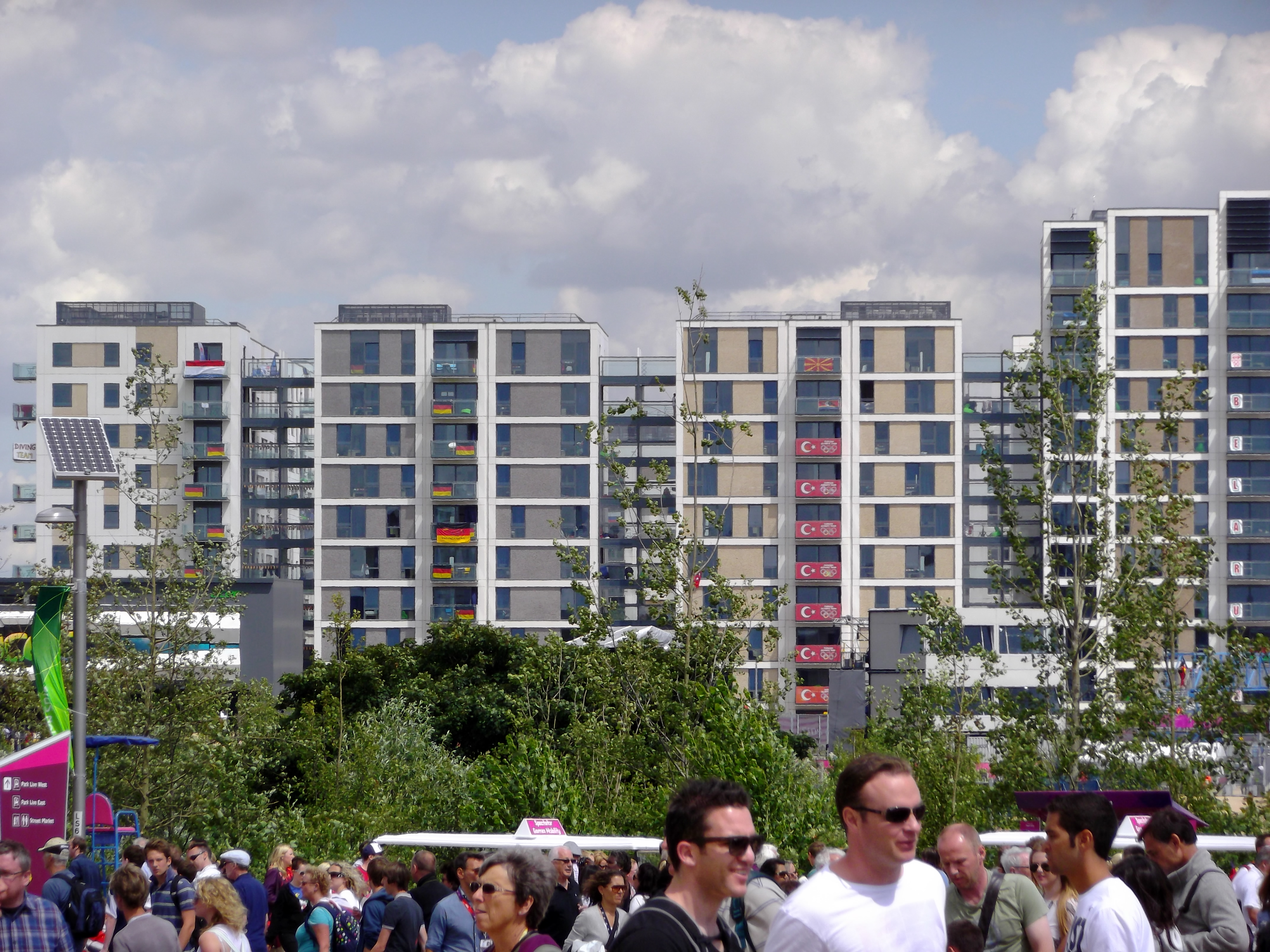 London Olympic Village Rooms