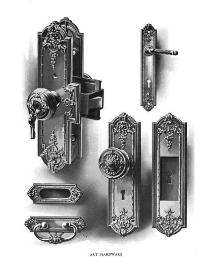 filepf corbin company decorative hardwarepng - Decorative Hardware