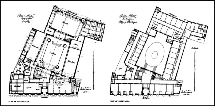 Royal Palace Floor Plan