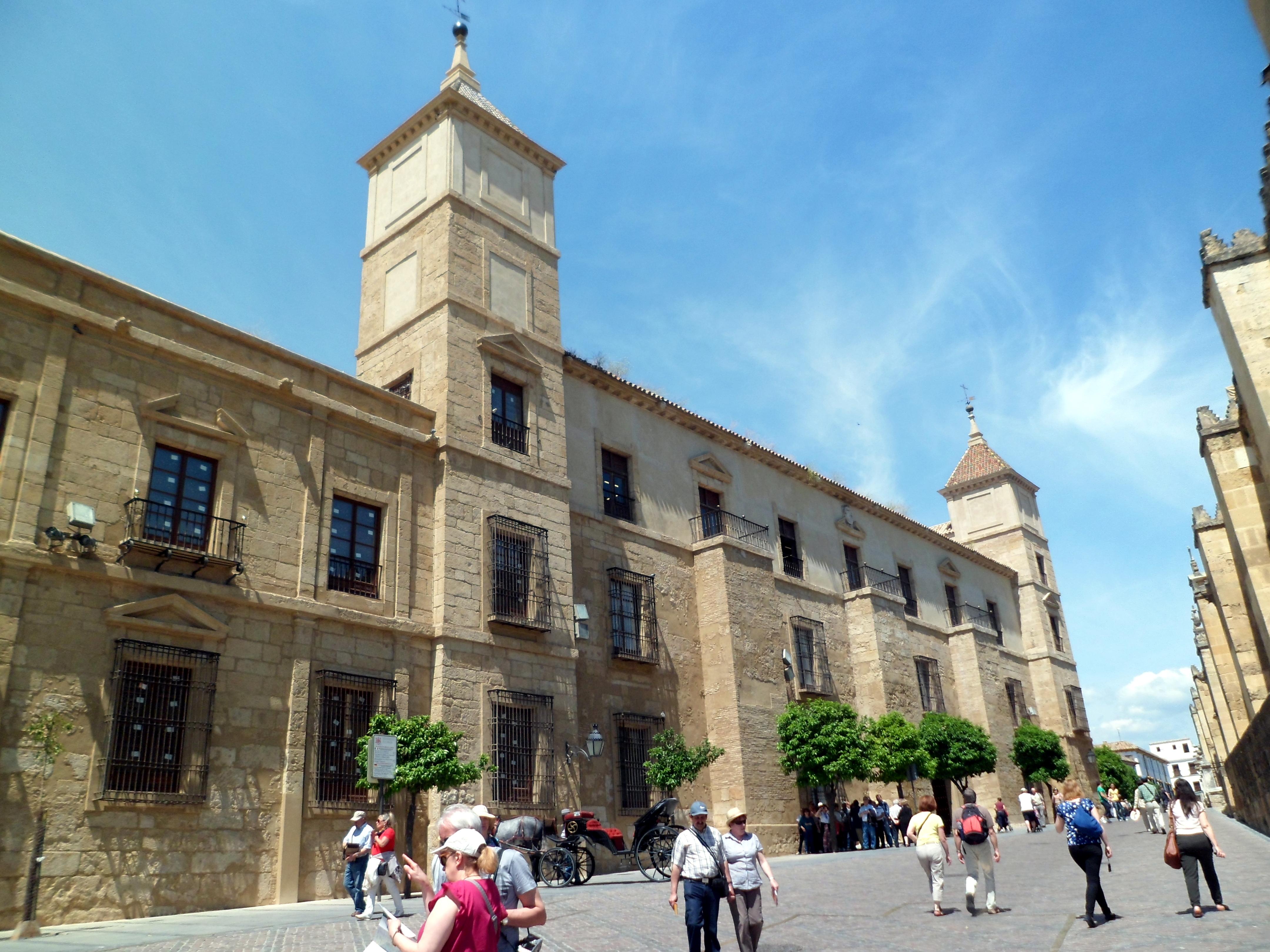 Palacio Episcopal de Córdoba - Wikipedia, la enciclopedia libre