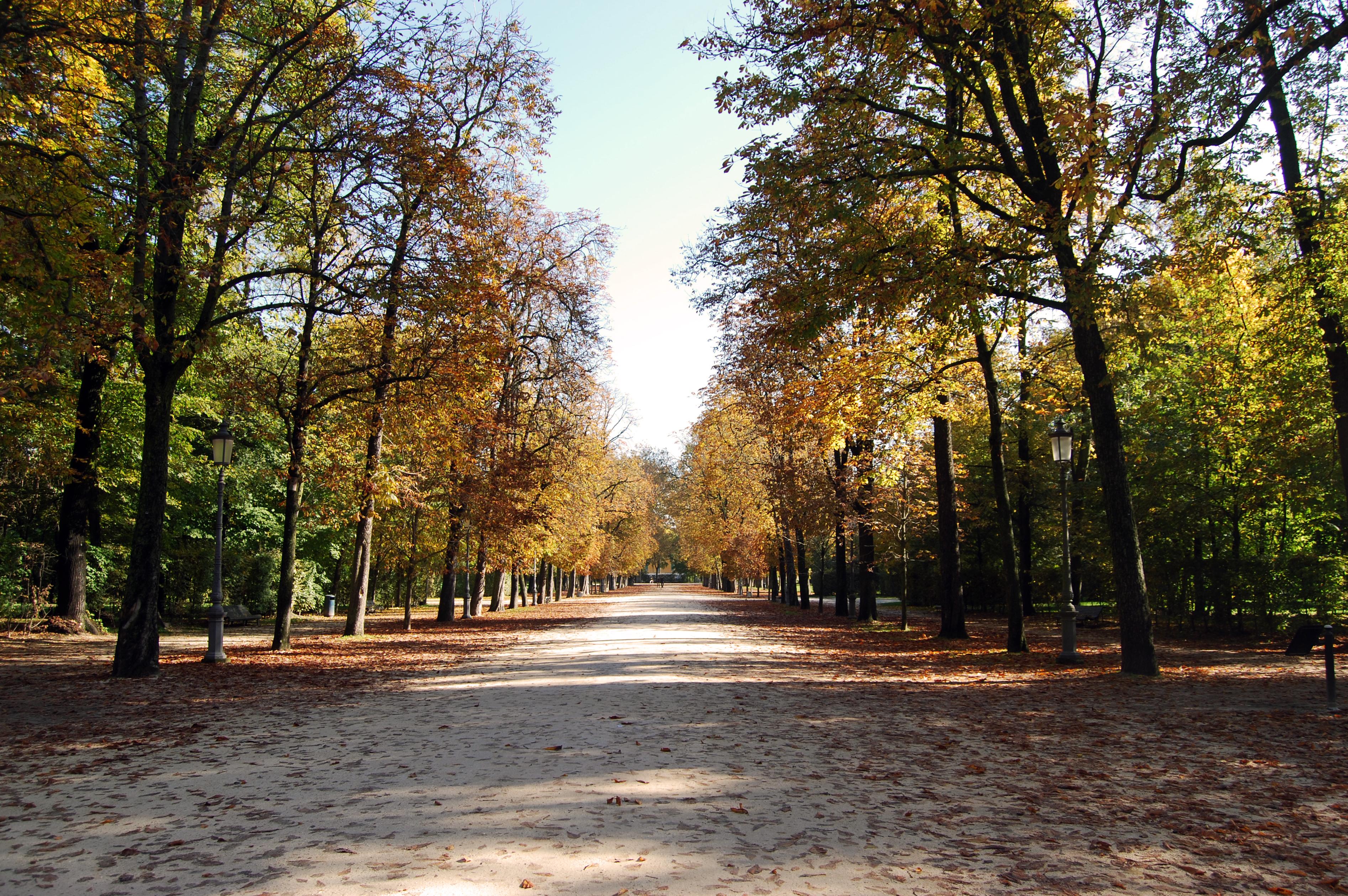 Parco Villa Di Rusciano Firenze Aree Cani
