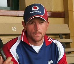 Paul Collingwood at Adelaide Oval