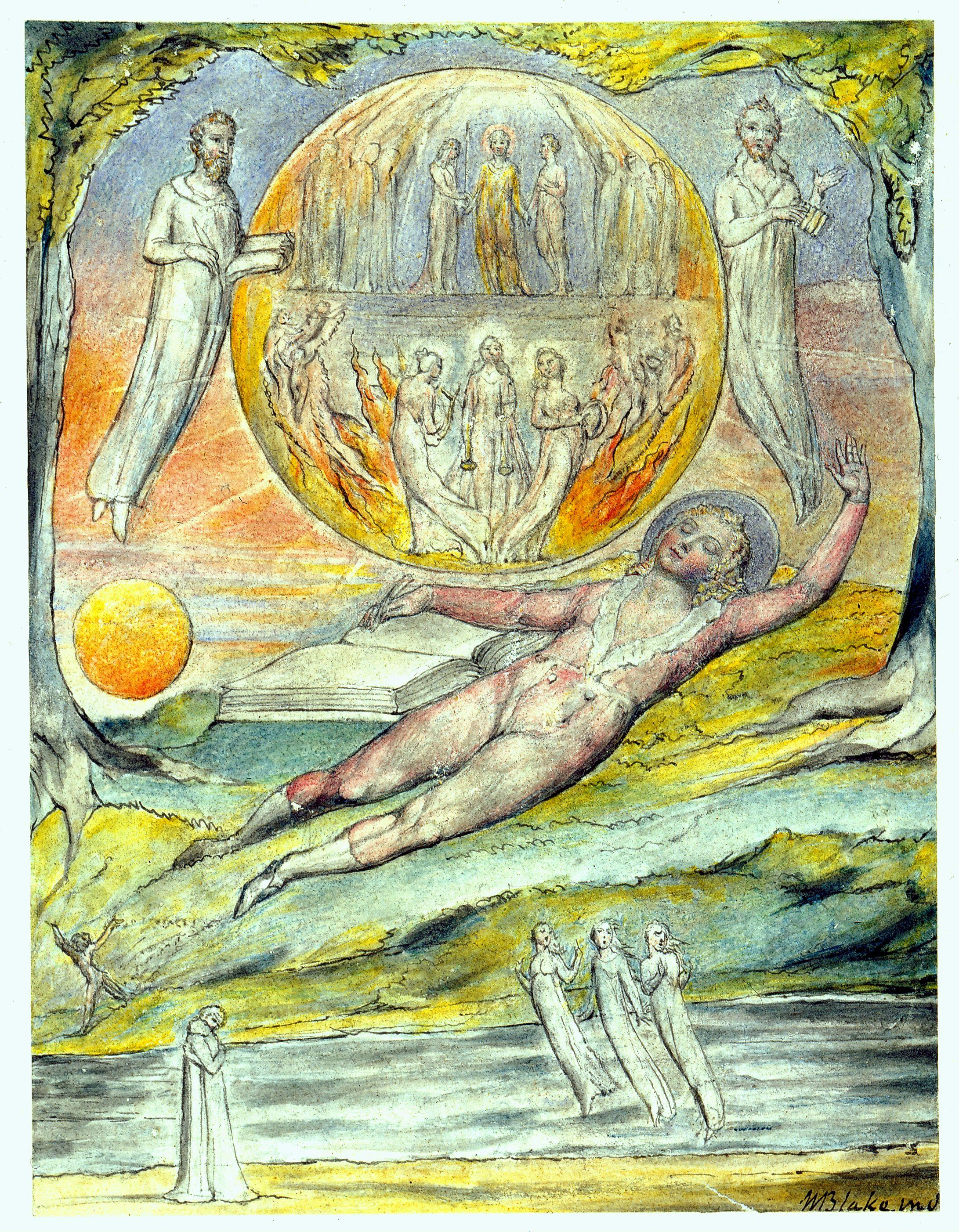Penseroso & L'Allegro William Blake6.jpg