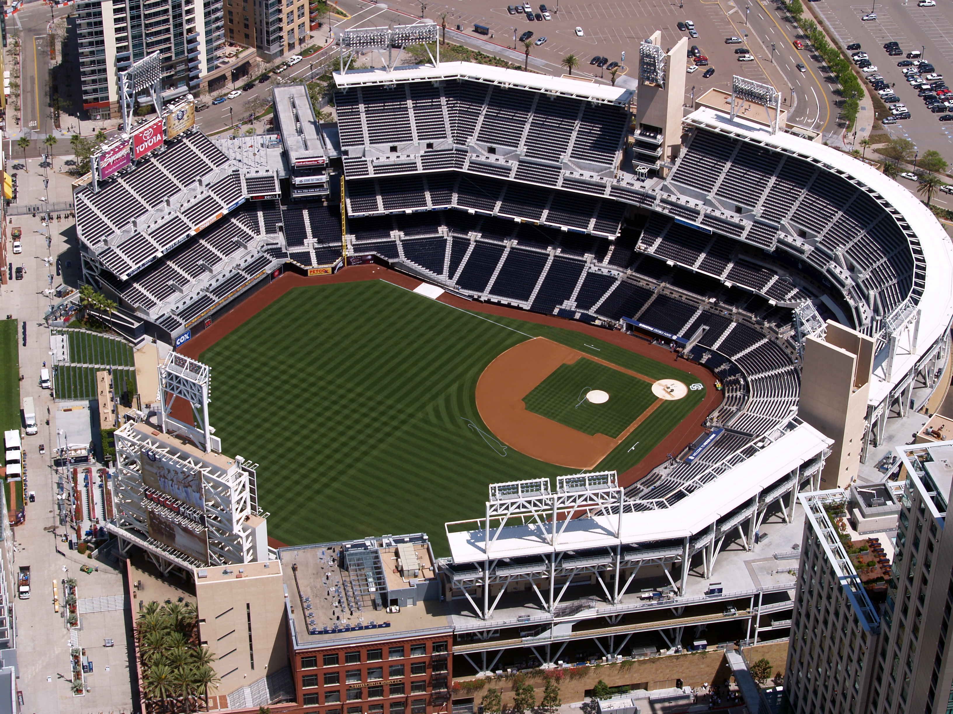 19 Best PETCO Park Images On Pinterest
