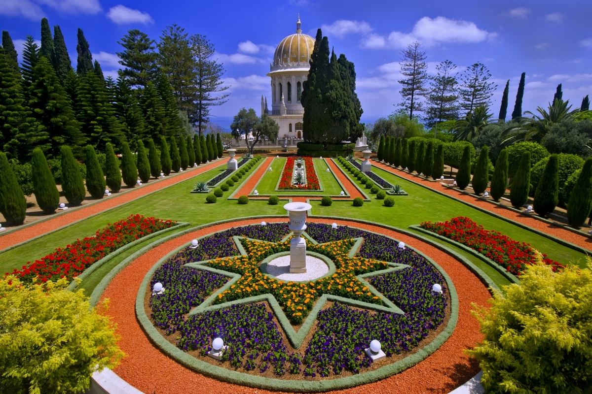 bahai gardens of israel check out bahai gardens of israel