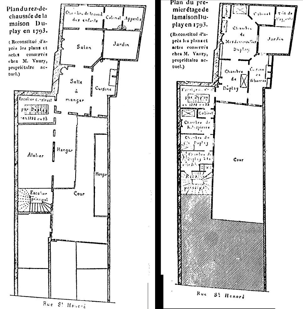 Plan De Maison Original Rear View Original Model Modern
