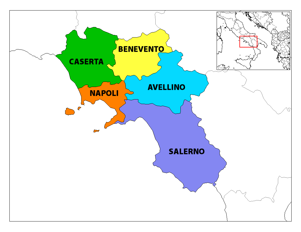 FileProvince Campaniapng Wikimedia Commons