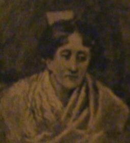 Depiction of Mercedes Lasala
