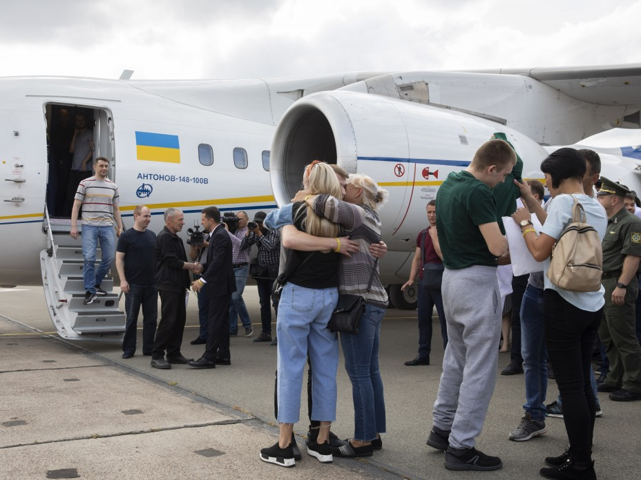 Returning of 35 detained Ukrainians 36.jpg