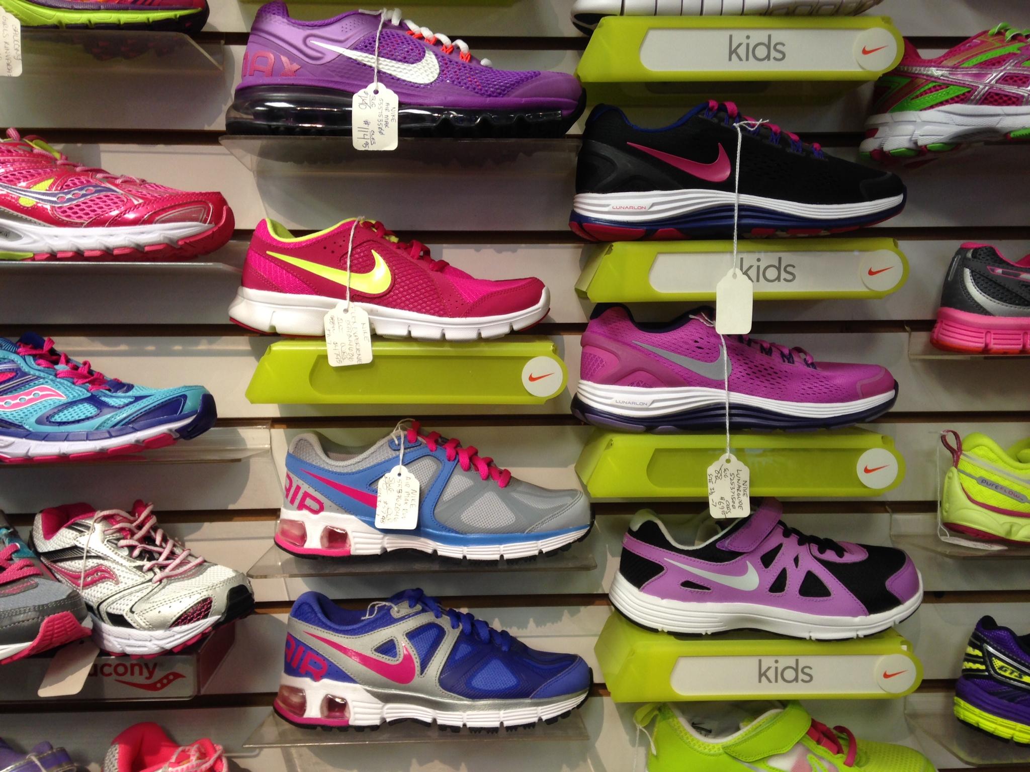 Running Shoe Store Berkeley