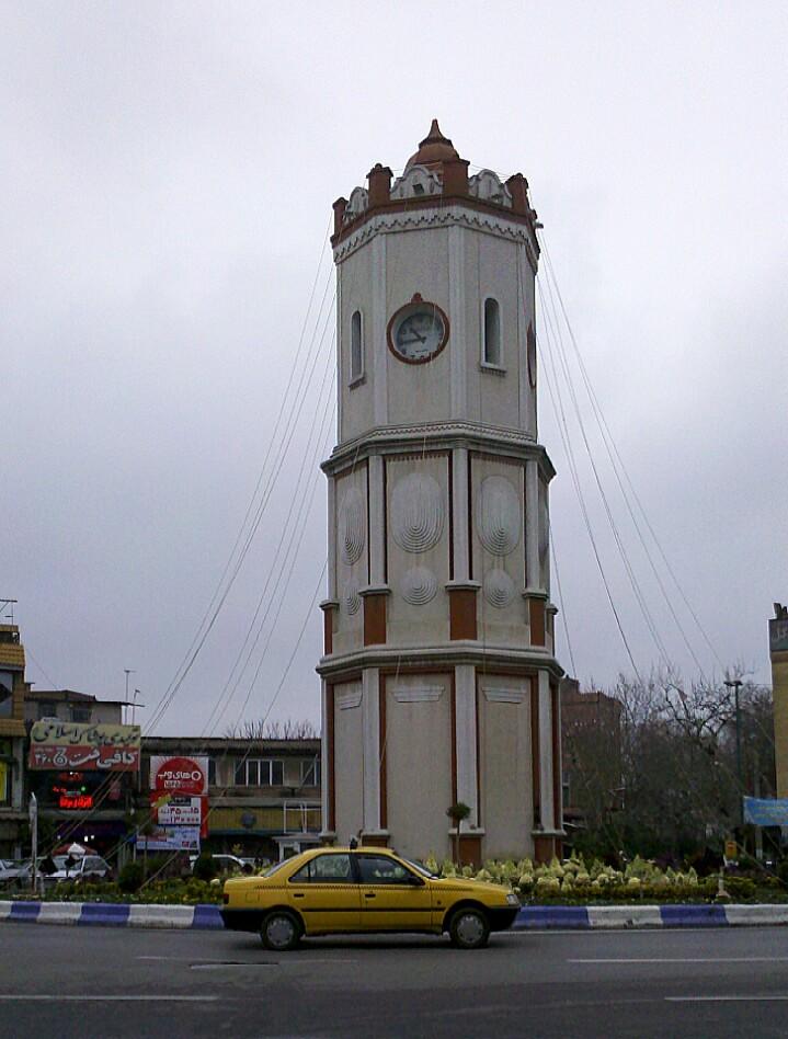 فهرست شهرهای استان مازندران