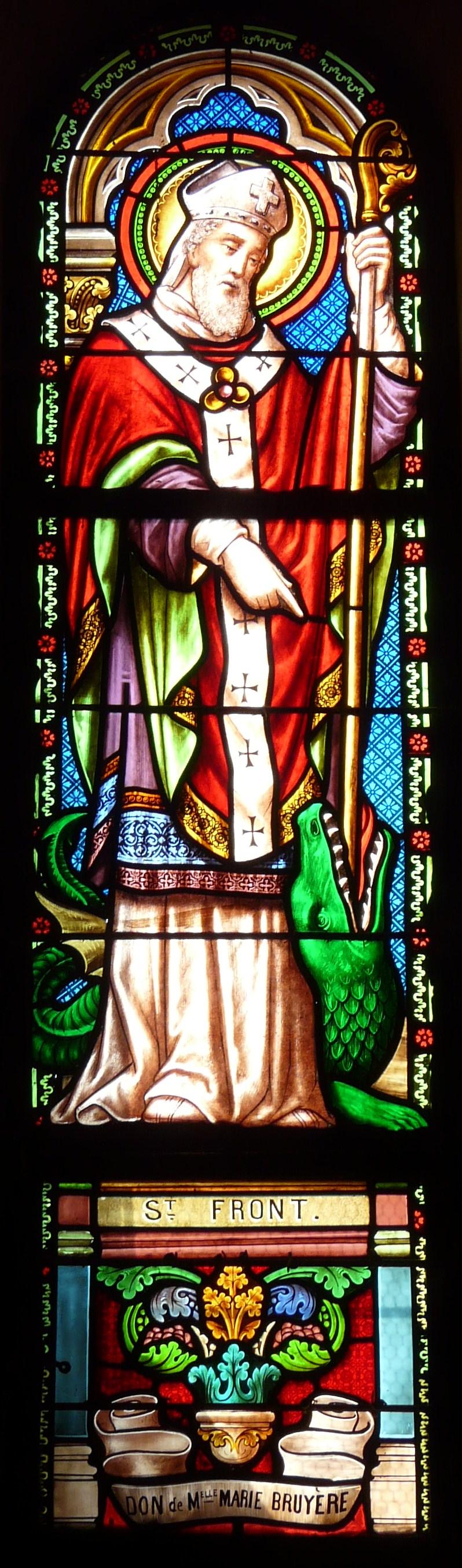 sveti Fronton - škof