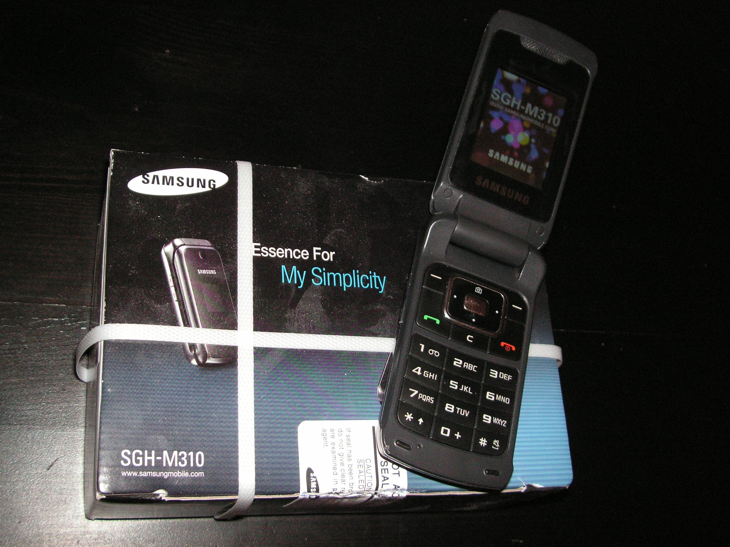 Samsung m310 скачать прошивку