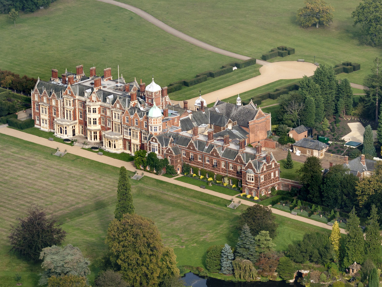 The Country House Company sandringham house - wikipedia