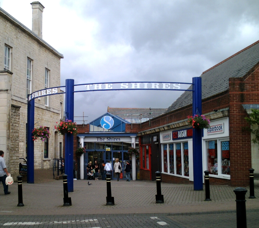 5892a73c955 The Shires Shopping Centre - Wikipedia