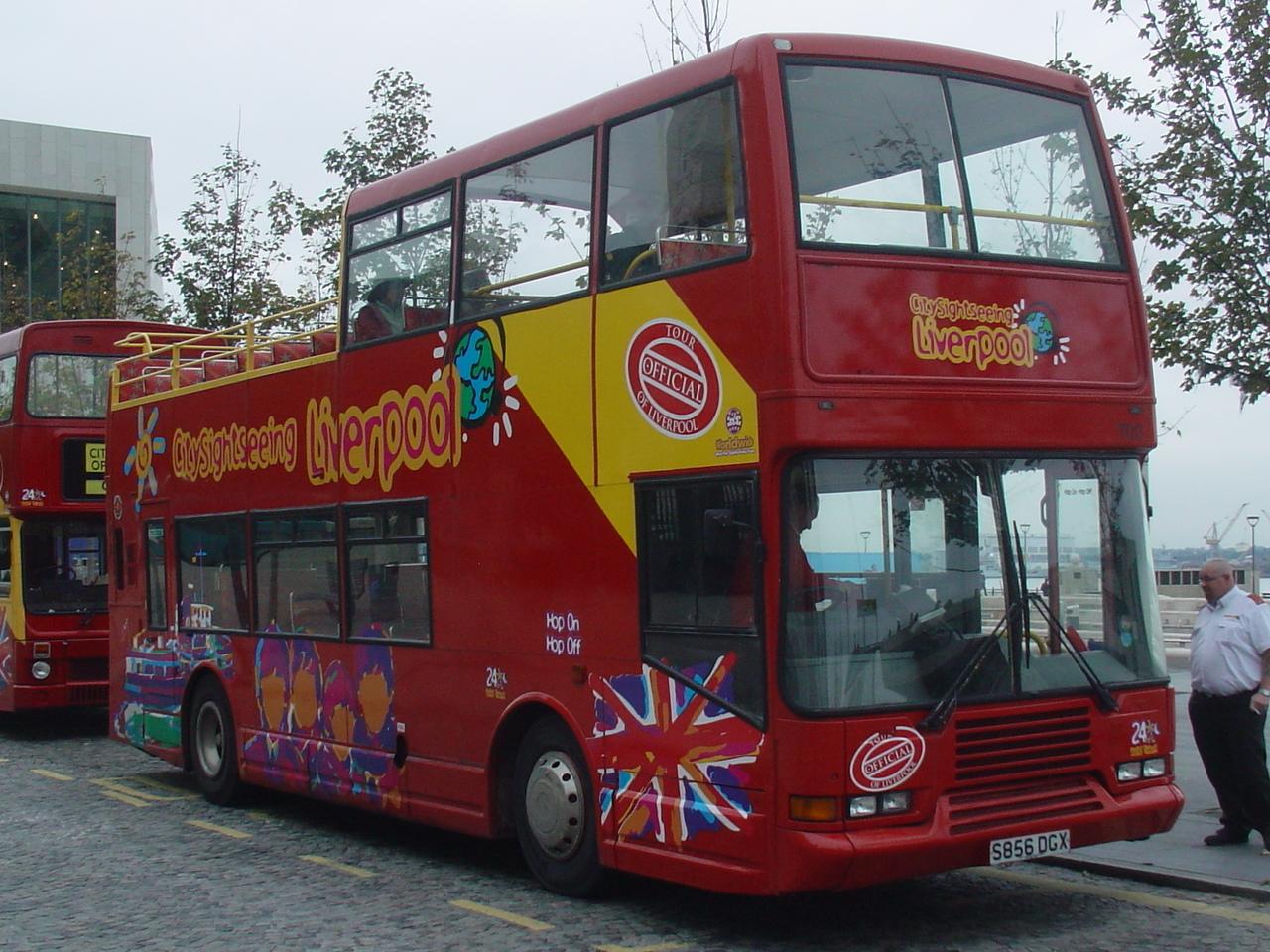 Liverpool Tour