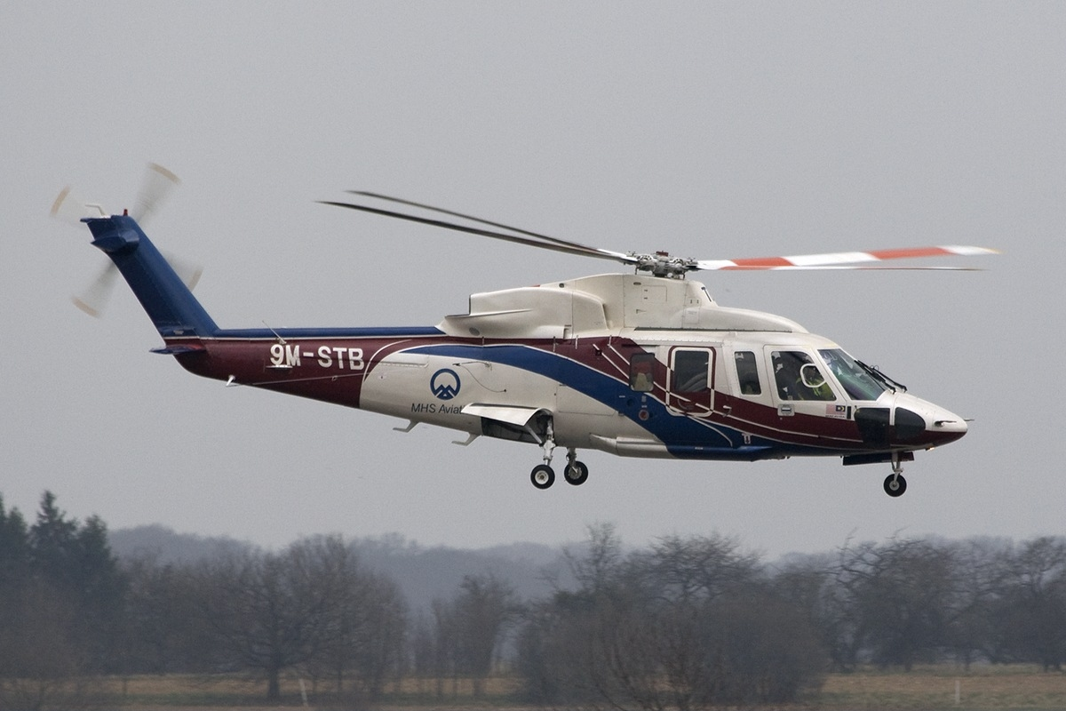 helicopter landing video download
