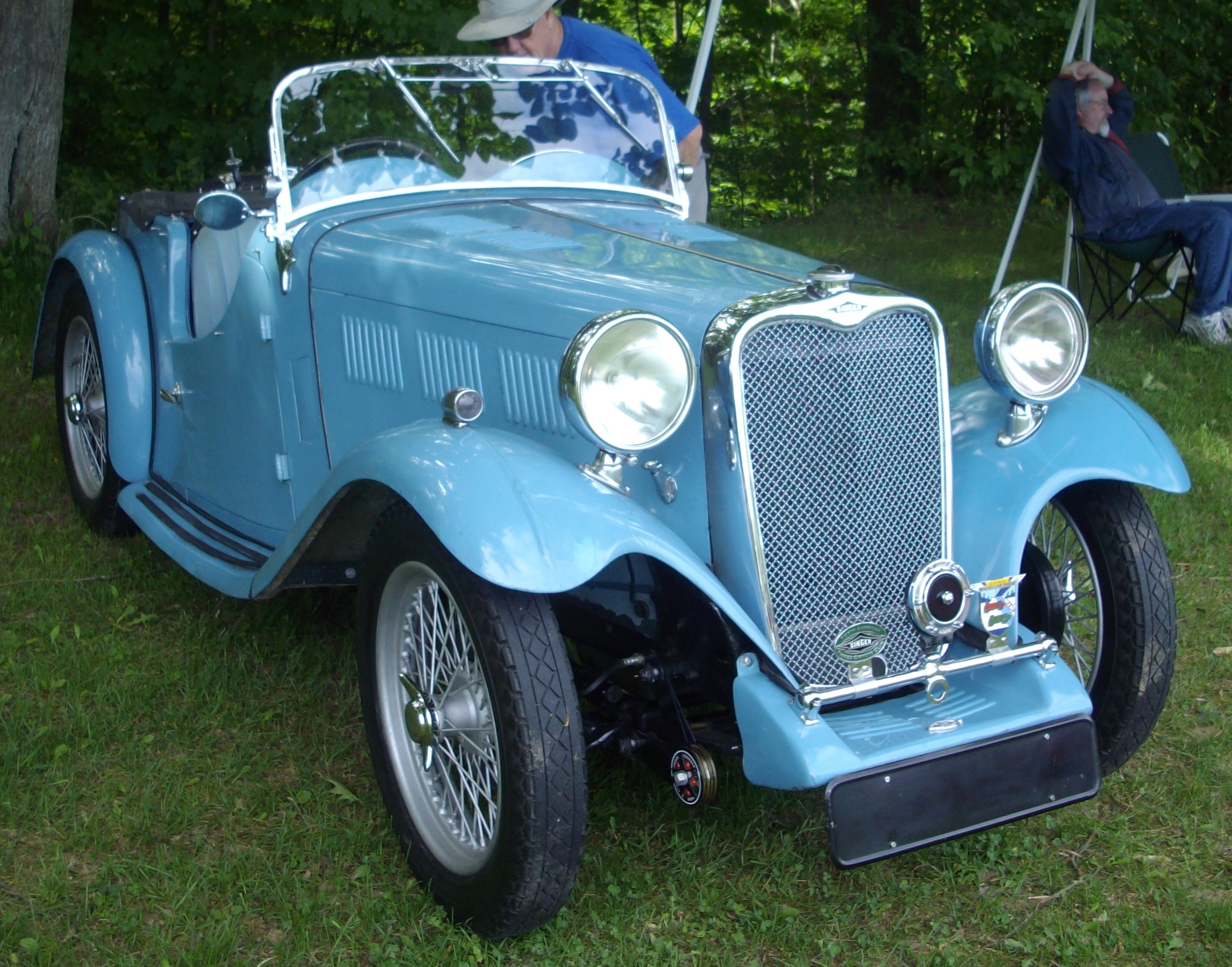 File:Singer Roadster (Hudson British Car Show '12).JPG ...