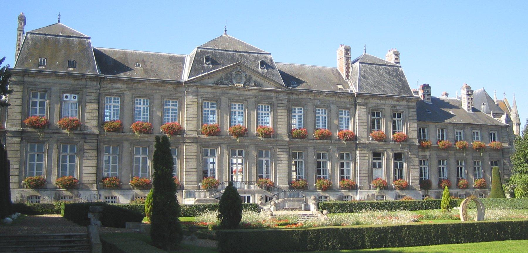 Centre Ville De Soisson