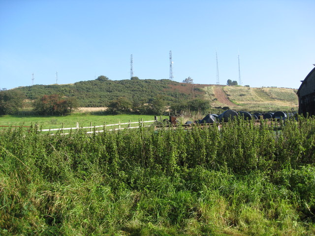 Spout Lane - View of Alport Heights - geograph.org.uk - 968643