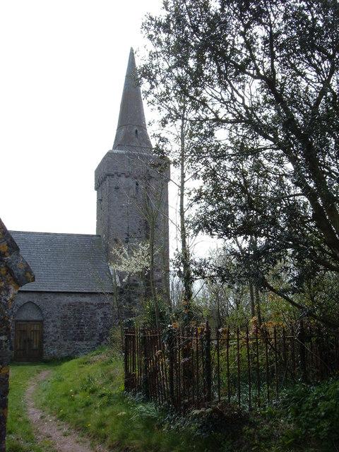 St Daniel S Church Pembroke Wikipedia