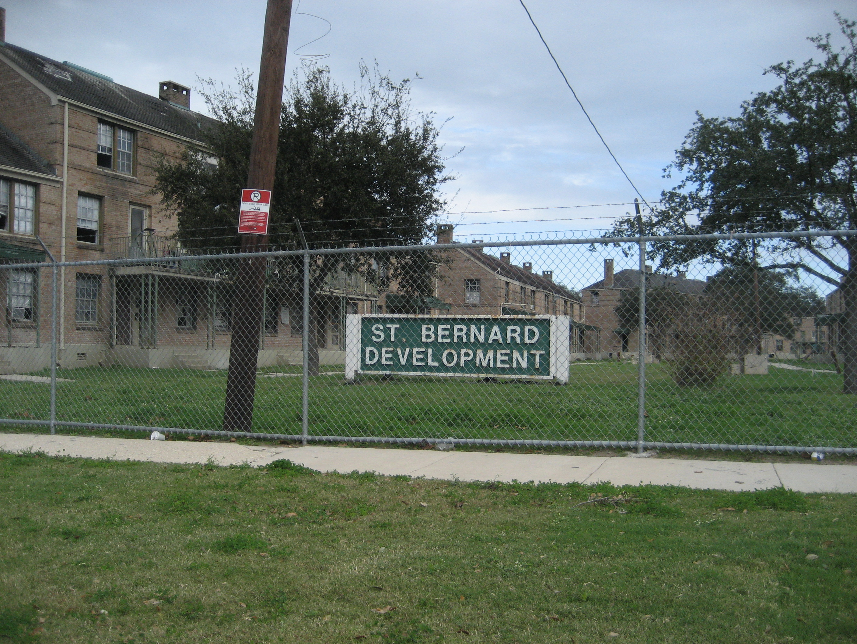 St bernard project new orleans