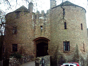 St Briavels Human settlement in England